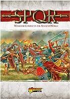 Warlord Games - SPQR: ヒーローの衝突ルールブック