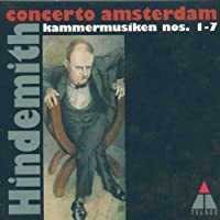 Hindemith: Kammermusik 1