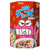 東ハト おはチョコビ チョコレート味 25g×5箱