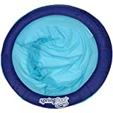 SwimWays Spring Float Papasan (Blue/Aqua) by SwimWays