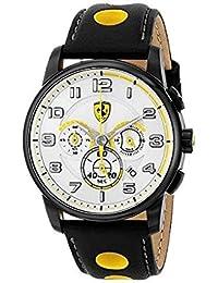 [スクーデリアフェラーリ]SCUDERIAFERRARI 腕時計 Heritage 0830056 クォーツ 正規輸入品