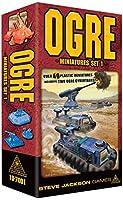 Steve Jackson Games Ogreミニチュアセット1ボードゲーム