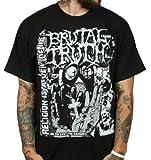 Brutal Truth ブルータルトゥルース Tシャツ Religion 正規品