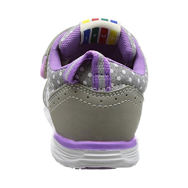 [イフミー] 運動靴 イフミーライト グレー ...の紹介画像2