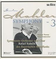 Mahler: Symphony 3 [12 inch Analog]