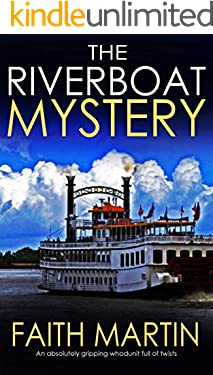 THE RIVERBOAT MYSTERY an absolutely gripping whodunit full of twists (Jenny Starling Book 3)