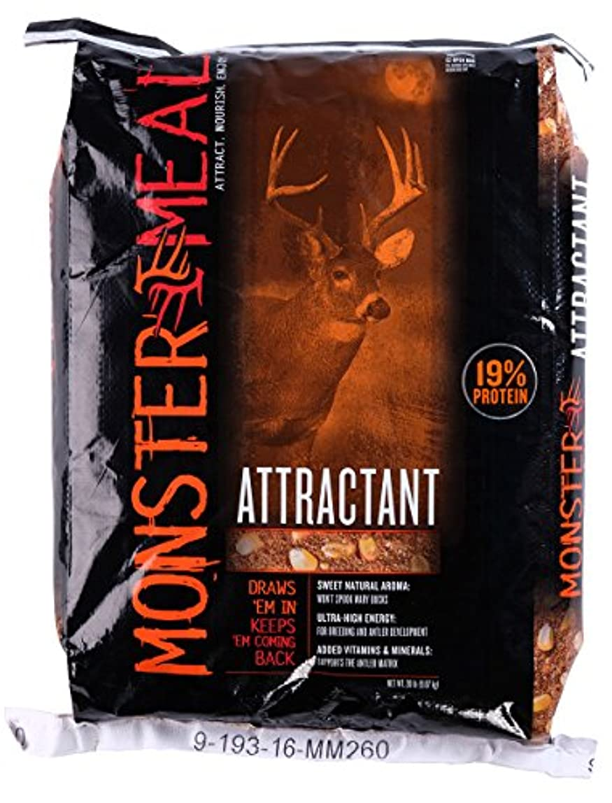 ダメージ天気認めるmonstermeal Deer Attractant