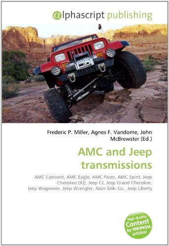 AMC and Jeep Transmissions