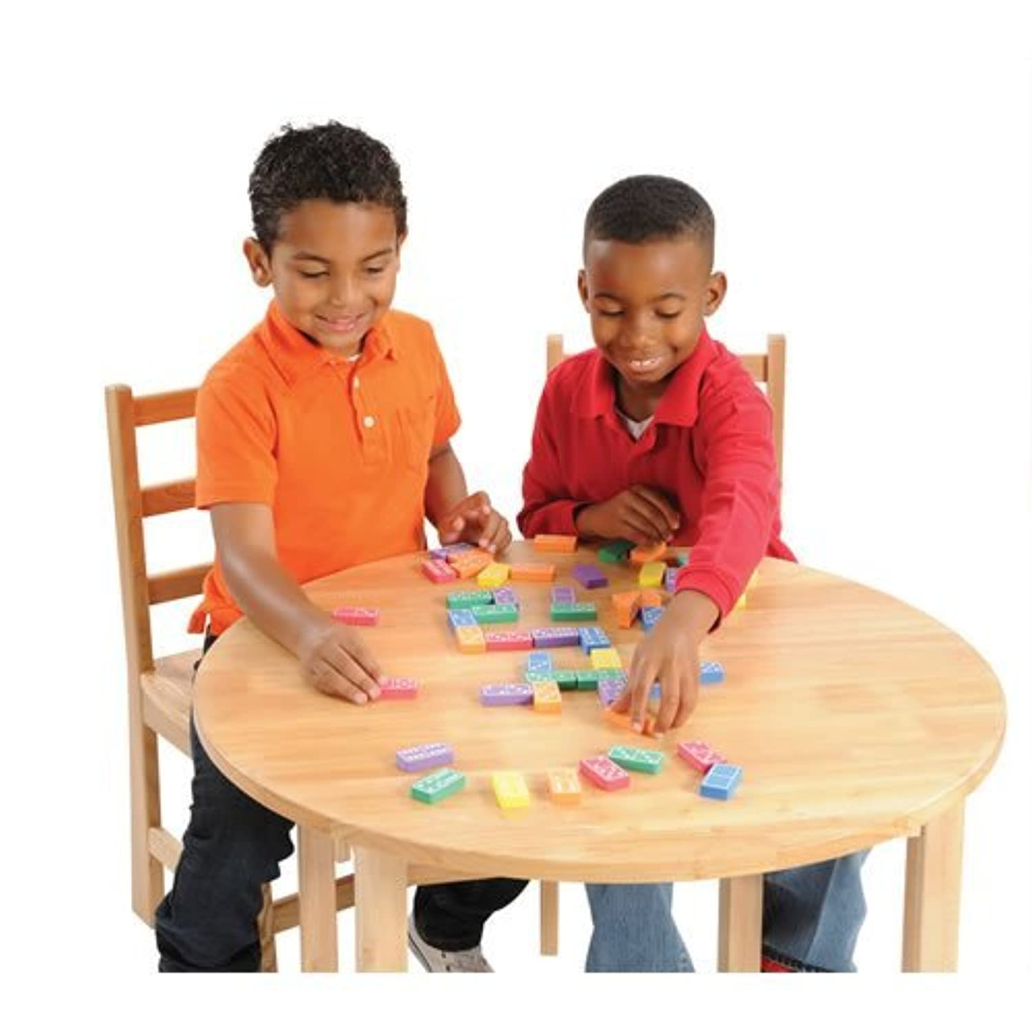 Didax Educational Resources Easy shape Dominoes (Set of 168) [並行輸入品]
