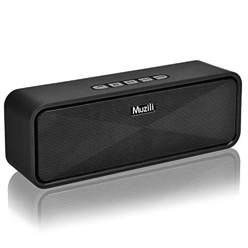 HolyHigh Bluetooth スピーカー ブルートゥース スピーカー ワイヤレススピーカー Bluetooth4.0 ポータブルスピーカー 12時間連続再生 高音質 低音強化 コンパクト
