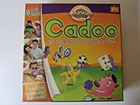 Cranium Cadoo..the Outrageous Game That's All Kinds of Fun..8 Kinds of Fun