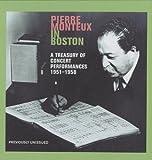 Pierre Monteux in Boston (1951-1958)