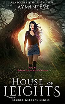 House of Leights (Secret Keepers series Book 3) by [Eve, Jaymin]