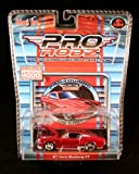 '67 FORD MUSTANG GT * RED * Maisto Pro Rodz Pro-Touring Die-Cast Collection 1:64 Vehicle