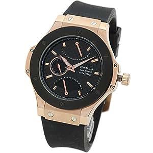 【FORTUNA】フォルトナ 腕時計 200m防水ダイバーズ レトログラード ビジネス/ダイビング Mens Watch メンズ時計