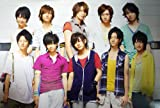 ポスター ★ Hey!Say!JUMP 集合 2009 「Hey! Say! サマーコンサート'09 JUMP天国TENGOKU-」 A全