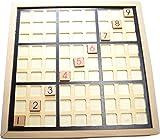 STARTSIDE 数独 すうどく 脳トレ 卓上 ボード ゲーム 9ブロックパズル (ブラック)