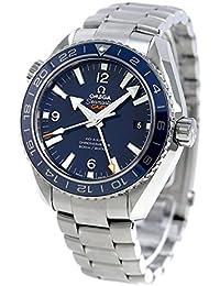 [オメガ]OMEGA 腕時計 Seamaster Planet Ocean ブルー文字盤 コーアクシャル自動巻 600m防水 232.90.44.22.03.001 メンズ 【並行輸入品】