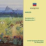 Mahler: Symphonies Nos. 1 & 3 (2cd)
