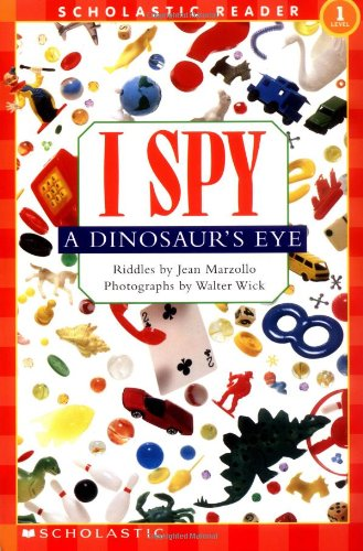 I Spy a Dinosaur's Eyeの詳細を見る