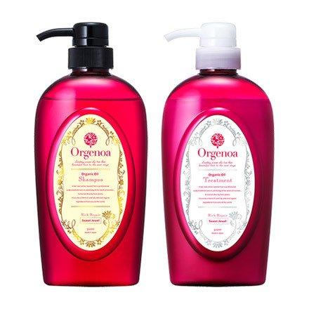 Orgenoa オルジェノア リッチリペア シャンプー&トリートメント セット