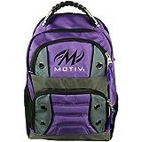 Motiv Intrepid Backpack Purple TL005PRP, Purple