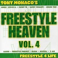 Vol. 4-Freestyle Heaven