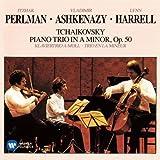 チャイコフスキー:ピアノ三重奏曲「偉大な芸術家の思い出に」(クラシック・マスターズ