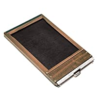 ozshop Jieying 5 x 7ブラックウォールナットWooden Film Holder for B & J WISNER LINHOF TOYO Wista
