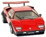 EIDOLON 1/43 ランボルギーニ カウンタック LP400/500S Walter Wolf Ch.1120148 1975 ウルフ1号車:Rallye Racing ステッカー付