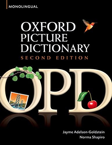 Oxford Picture Dictionary: Monolingualの詳細を見る