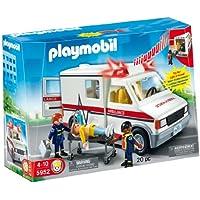 Playmobil(プレイモービル) Rescue Ambulance 【並行輸入品】