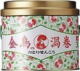 大日本除虫菊 金鳥の渦巻 缶入り (30巻入) 223400 00029912 【まとめ買い3缶セット】