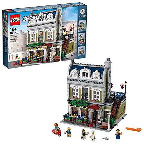 LEGO 10243 Creator Parisian Restaurant