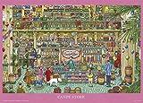 500ピース ジグソーパズル キャンディストアで探しもの (38x53cm)