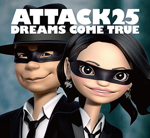 ATTACK25 (初回限定盤)(DVD付)の詳細を見る