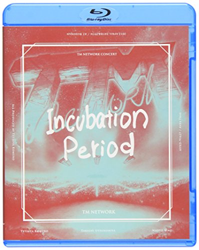 TM NETWORK CONCERT -Incubation Period- (Blu-ray)