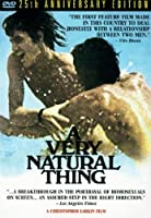 Very Natural Thing [DVD] [Import]