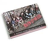 防弾少年団 BTS グッズ 【メモ帳 80枚セット】 折りたたみ式 写真入りメモパッド⑤