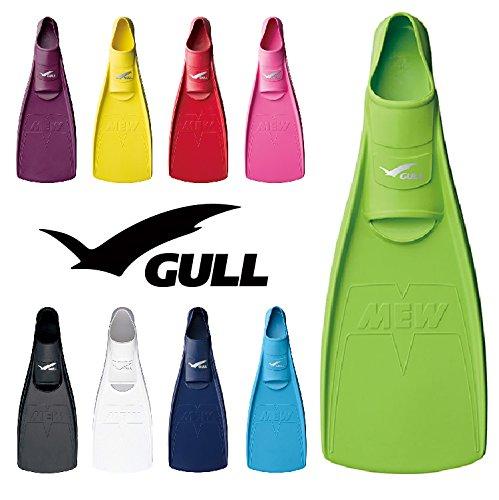 GULL(ガル) ミューフィン ダイビングフィン (ローズピンク/MSサイズ) [GF-2024]