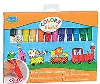 Aladine - 42023 - Crayon De Couleur - Pastels