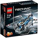 レゴ (LEGO) テクニック ツインローターヘリコプター 42020
