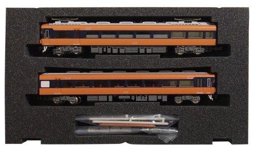 Nゲージ 4069 近鉄12200系 スナックカー未更新スナック撤去2輛動力付 (塗装済完成品)