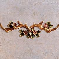 Lianコートフッククリエイティブ壁ラック行フックベッドルーム洋服ストア壁装飾フック L 14728