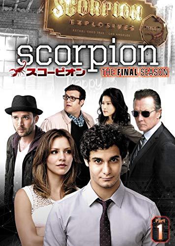 SCORPION/スコーピオン ファイナル・シーズン DVD-BOX Part1(6枚組)