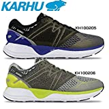 ◎KARHU(カルフ) SYNCHRON ORTIX スニーカーシューズ KH10020-(SE) 【メンズ】 KH100205:Jブラック/Sグレー 9.5(26.5?27.0cm)