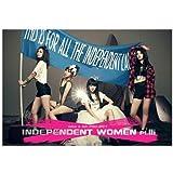 Miss A - Independent Women pt.III (韓国盤)