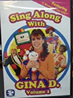 Sing Along with Gina D. Vol. 1