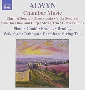 Chamber Music/Clarinet Sonata/Oboe Sonata/Viola So