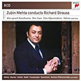 ZUBIN MEHTA CONDUCTS RICH